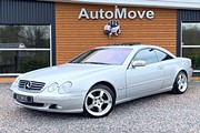 Mercedes-Benz CL 600 - Endast 6500 Mil