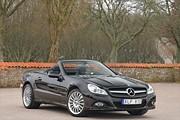 Mercedes-Benz SL 350 V6 (315hk)