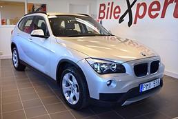 BMW X1 xDrive18d, E84 (143hk)
