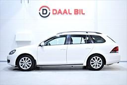 Volkswagen GOLF 1.4 122HK NAVI M-VÄRM KEDJA P-SEN 8400MIL