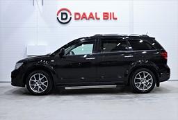 Fiat Freemont 2.0 MULTIJET 4x4 170HK 7-SITS DRAGKROK KAMERA
