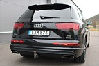 Audi Q7 3.0 TDI quattro (272hk) S Line 7 sits Klimat Teknik Trailer.Pkt