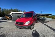 Mercedes Sprinter 316 CDI Webasto Automat 163hk