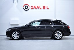 Audi A6 AVANT 2.0 TDI 190HK PROLINE DRAG NY.SERVAD