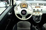 Fiat 500 1,2 69hk Aut /Cabriolet