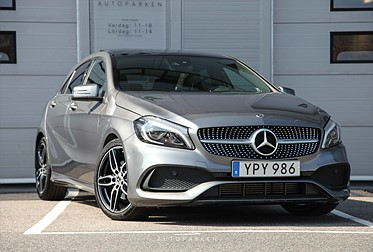 Mercedes A 180 AMG Panorama