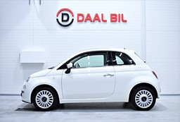 FIAT 500 1.2 LOUNGE 69HK PANORAMA FULLSERVAD