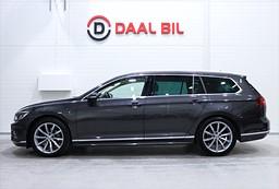VW Passat 2.0 TDI 190HK R-LINE COCKPIT PANO D-VÄRM DRAG