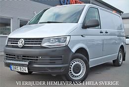 Volkswagen Transporter 2.0 4M Inredning GPS D-Värme B-kamer