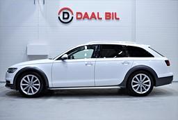 Audi A6 ALLROAD QUATTRO V6 218HK D-VÄRM DRAG PDC FULL.SERVAD
