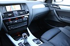 BMW X3 xDrive30d Navi Drag Läder Värmare