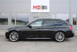 BMW 330d xDrive M Sport Navi Drag Läder Panorama 0kr kontant möjligt