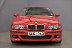 BMW M5 Sedan / Mintcodition / Imolaröd 400hk