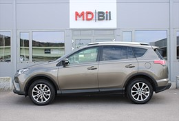 Toyota RAV4 Hybrid AWD Executive Drag Momsbil