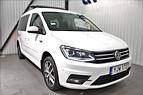 Volkswagen CADDY Maxi Life 2.0 TDI 4M D-VÄRM LED LÅGSKATT LEASBAR  7-si