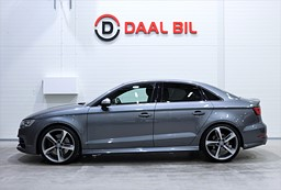 Audi S3 SEDAN 2.0 TFSI QUATTRO 300HK M-VÄRM P-SENS BT