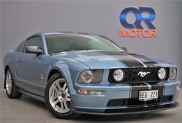 Ford Mustang GT 4.6 V8 Automat / Läder / 3500 mil 304hk