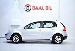 Volkswagen Golf 1,6 1.6 102HK KAMREMBYTT 1-ÄGARE BESIKTAD