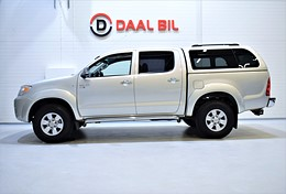 Toyota HILUX 2.5 D-CAB 4WDSR KAMREMBYTT TOYOTASERV.