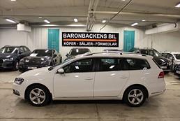 Volkswagen Passat 2,0 TDI 140hk BMT MASTERS*D-värmare*Drag