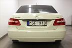 Mercedes-Benz E 200 BlueEFFICIENCY *Nav, Nyservad*