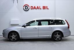 Volvo V70 D4 181HK SUMMUM TEKNIK-PKT NAVI VOC TAKLUCKA SERV