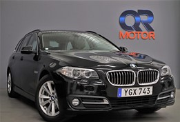 BMW 520d xDrive Touring, F11 (190hk)