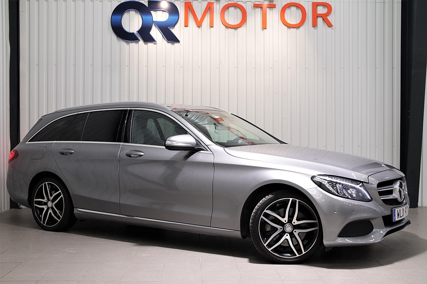 Mercedes-Benz C 250 T 4MATIC Plus Euro 6 204hk