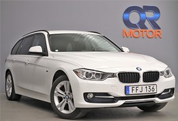 BMW 318d xDrive Touring, F31 (143hk)