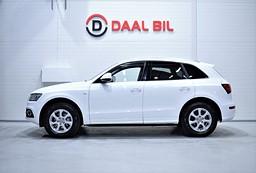 Audi Q5 2.0 TDI 190HK S-LINE MOMS E6 DRAG D.VÄRM