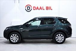 Land Rover Discovery Sport 2.0 4WD 7SITS PANO D-VÄRM SE.UTR