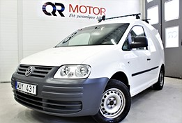 Volkswagen Caddy Panel Van Dragkrok 1.4 75hk