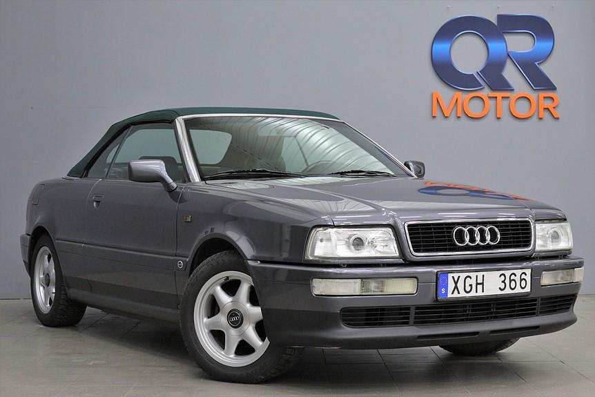 Audi Cabrio 2.6 V6 Automat / Mint kondition / 150hk