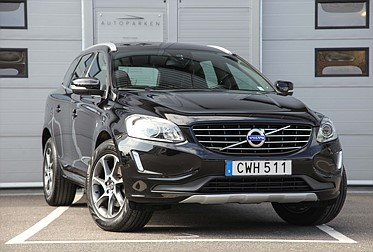 Volvo XC60 D4 AWD Ocean Race Business Ed. Navi Drag