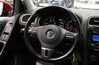 VW Golf 2.0 TDI 4Motion / M&K Värme 140hk