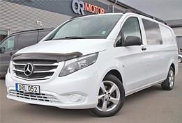 Mercedes Vito Mixto 116 d / 5 Sits / S+V / 163hk