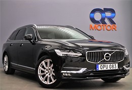 Volvo V90 D4 Inscription Eu6 / Drag / Läder / S+V 190hk