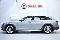 Audi A6 3.0 218HK ALLROAD LUFTFJÄDRING SE.UTR!!