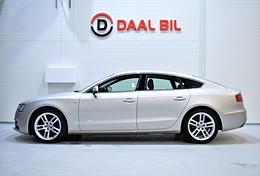 Audi A5 2.0 190HK QUATTRO MOMS TAKLUCK S-LINE