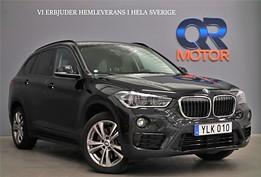 BMW X1 xDrive20d Sport line / Hud / H&K / Navi 190hk