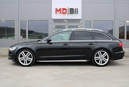 """Audi A6 Allroad 3.0TDI V6 Värmare Drag 20"""" Hellackerad Momsbil"""