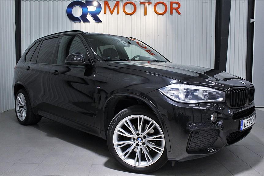 BMW X5 xDrive30d M Sport Euro 6 258hk