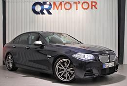BMW M550d xDrive Sedan, F10 (381hk)