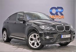 BMW X6 xDrive30d Sport line Panorama Navi Skinn 245hk