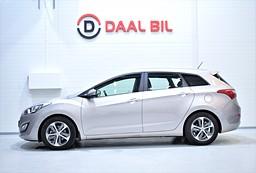 Hyundai I30 1.6 135HK FULLSERV.HYUNDAI RATTVÄRM