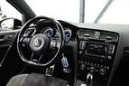 VW Golf VII 2.0 TSI R 5dr (300hk)