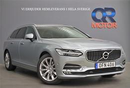 Volvo V90 D5 AWD Inscription Eu6 Panorama Drag VOC 235hk
