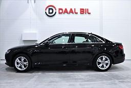Audi A4 SEDAN 2.0 TDI 150HK PROLINE P-SENS EURO6 KEYLESS