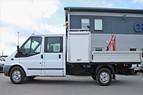 Ford Transit 350 2.4 TDCi Kranbil (140hk)