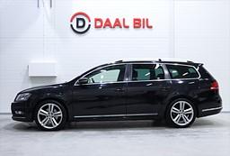 VW Passat VARIANT 2.0 TDI 4MOTION R-LINE 177HK D-VÄRM DRAG